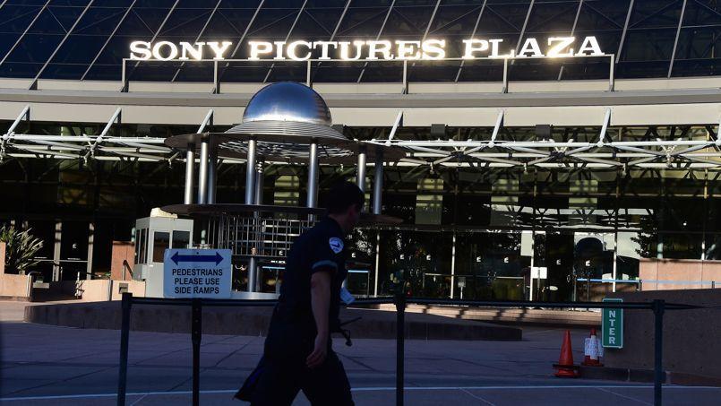 Les bureaux de Sony Pictures à Los Angeles.