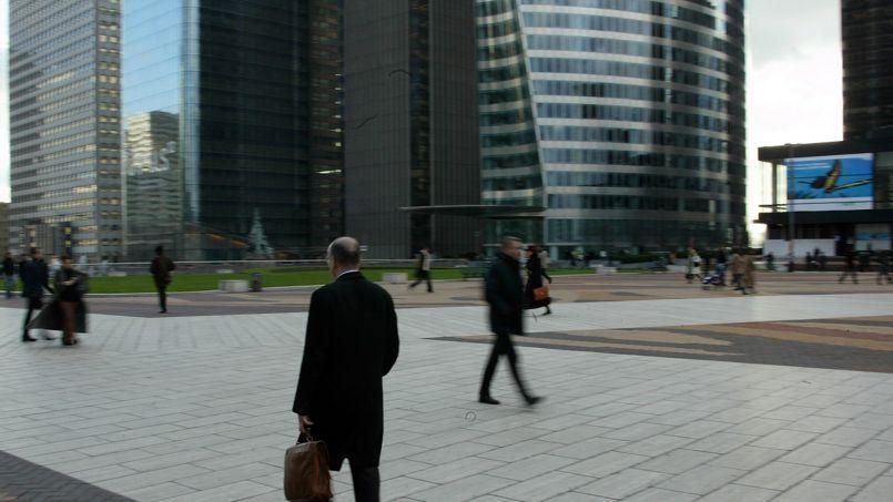 Le quartier d'affaires parisien de la Défense. PME ou grands groupes, plus de 3000 entreprises françaises ont été la cible d'espionnage économique depuis 2011.