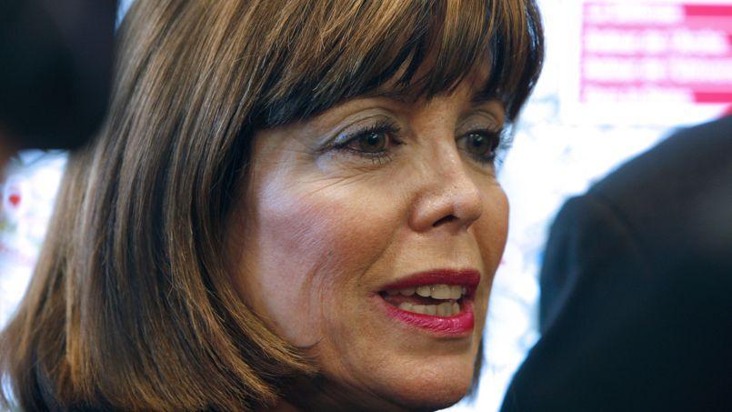 Joëlle Ceccaldi-Raynaud, maire UMP de Puteaux