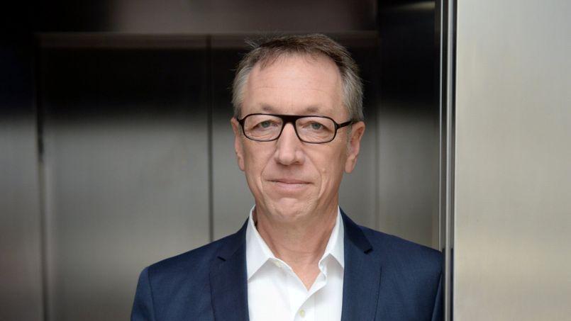 Jean-Luc Errart, patron de Cityzen Sciences.