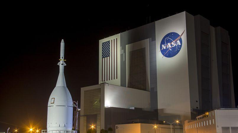L'outil a d'abord été dessiné et testé sur Terre par la Nasa, avant d'être envoyé par mail à l'imprimante 3D d'ISS