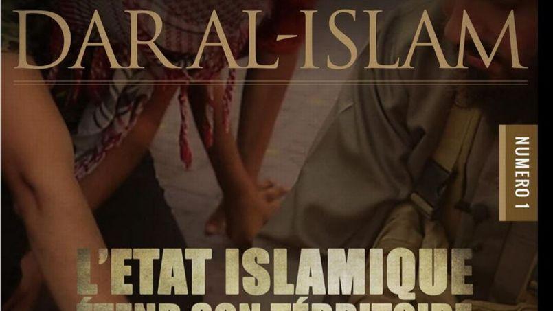 L'Etat islamique lance un magazine en français