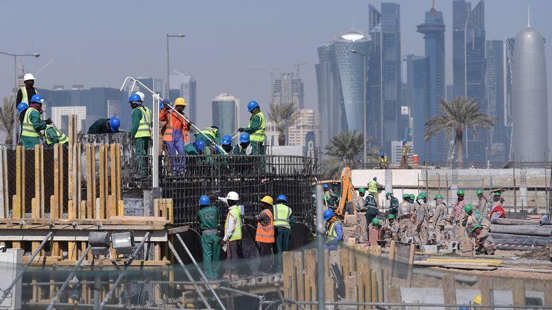 Mondial 2022 des chantiers toujours aussi meurtriers - Qatar coupe du monde handball ...