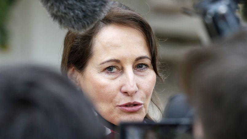 Ségolène Royal, ministre de l'Écologie.