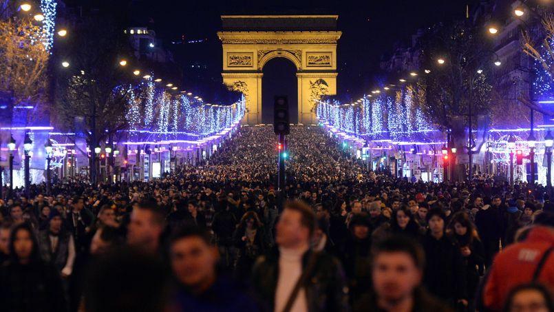 La population française a augementé de 0,5% par an entre 2007 et 2012.