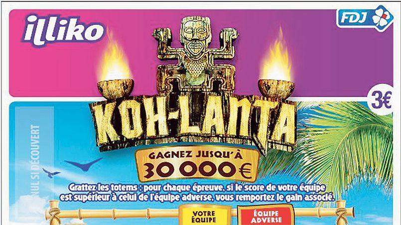 Vendus 3 euros le ticket, ce nouveau jeu devrait rapporter 90 millions d'euros de mise.