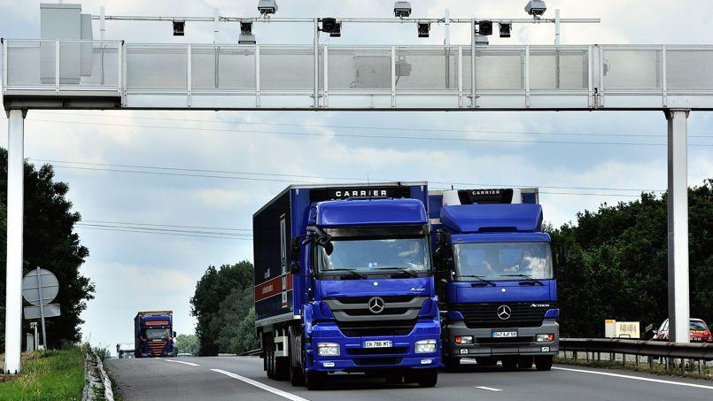 L'État va récupérer la propriété des portiques qu'Écomouv' avait installés sur les axes routiers français.