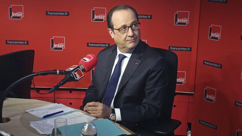 François Hollande, commentateur de lui-même