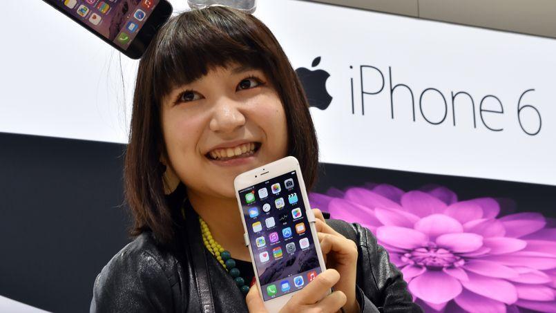 Les derniers modèles d'iPhone sont sortis en septembre 2014.
