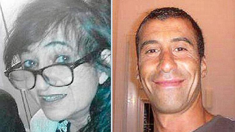 Elsa Cayat, psychanalyste qui tenait la chronique Divan dans le journal et le gardien de la paix Ahmed Merabet, 41ans, blessé puis exécuté à bout portant par les tueurs.