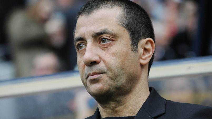 Mourad Boudjellal, président du RC Toulon.