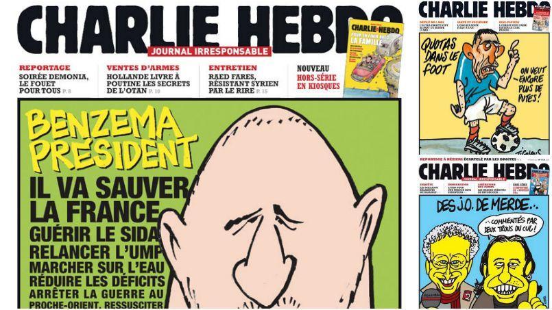 Quand Charlie Hebdo se moquait aussi du sport