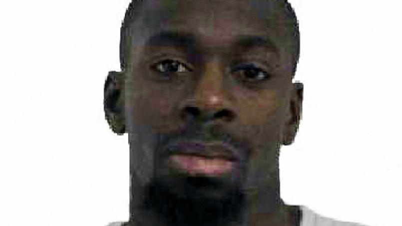 Amedy Coulibaly, le terroriste responsable de la prise d'otages à la porte de Vincennes (Paris)