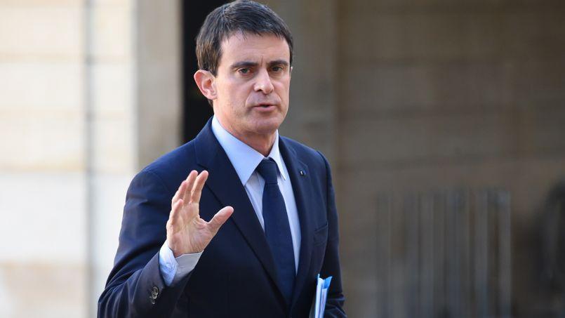 Valls devrait annoncer des mesures mardi à l'Assemblée pour lutter contre le terrorisme