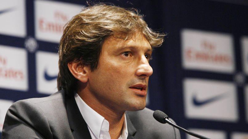 Leonardo, directeur sportif du Paris SG entre juillet 2011 et juillet 2013 au PSG.