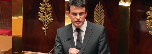 EN DIRECT - Lutte contre le terrorisme : Valls annonce plusieurs «mesures exceptionnelles»