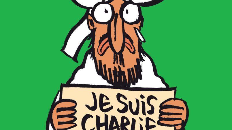 La une de Charlie Hebdo à paraître mercredi