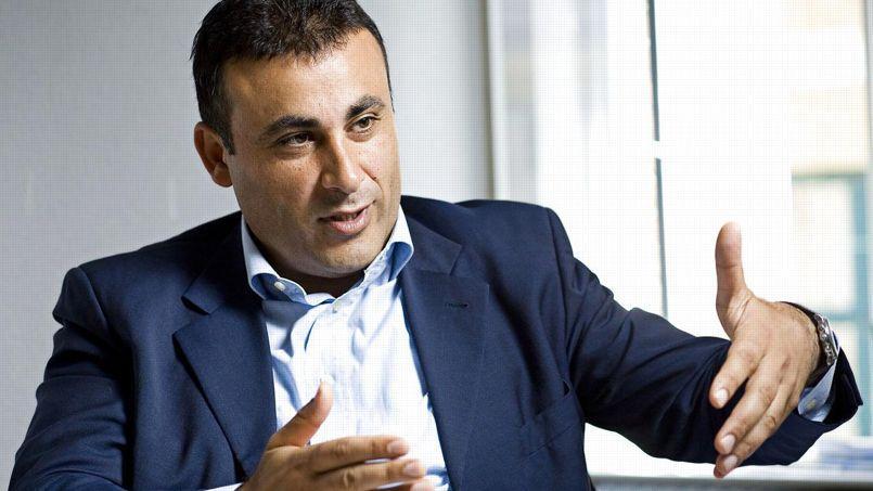 Naser Khader, ancien membre du Parlement danois, d'origine syrienne.