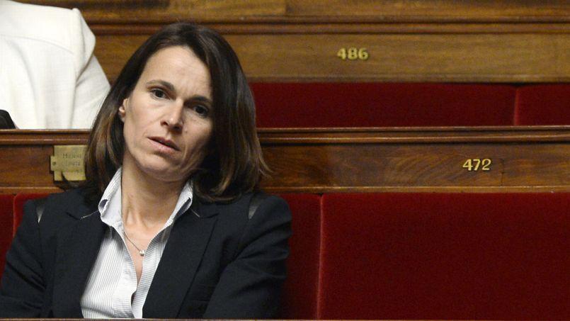 La députée PS de Moselle Aurélie Filippetti.