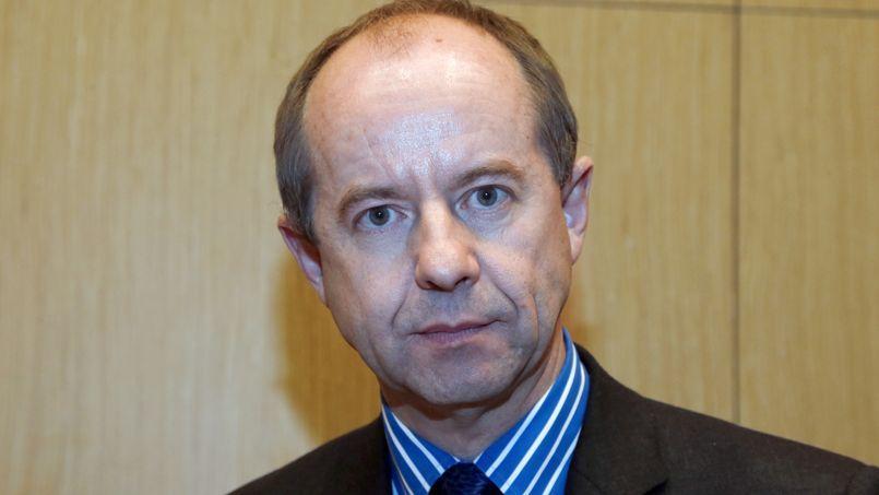 Jean-Jacques Urvoas député PS et président de la commission des Lois de l'Assemblée