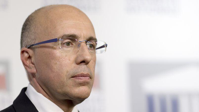 Le député UMP des Alpes-Maritimes Éric Ciotti.
