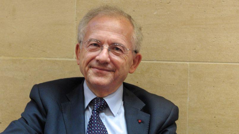 Olivier Schrameck, président du CSA.