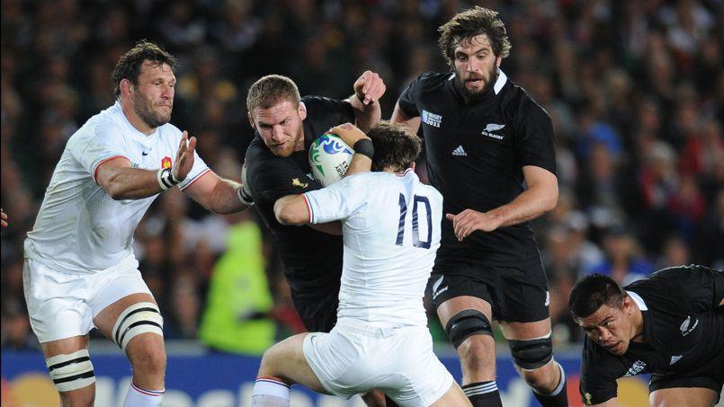 Mondial de rugby tf1 signe un accord avec canal - Arbitre finale coupe du monde rugby 2011 ...