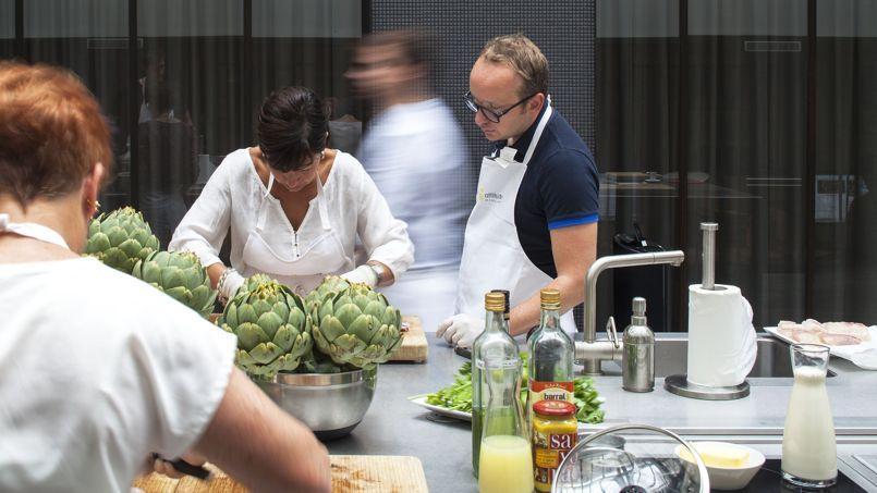 les meilleurs cours de cuisine de paris - Cours De Cuisine En Couple