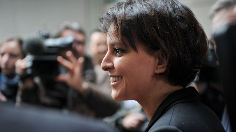 La ministre de l'Éducation nationale, Najat Vallaud-Belkacem.