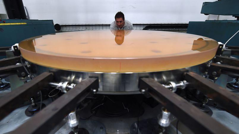 Des miroirs d form s pour le futur t lescope g ant for Miroir pour telescope