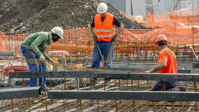Les travaux du Grand Paris Express créeront 18.000 emplois