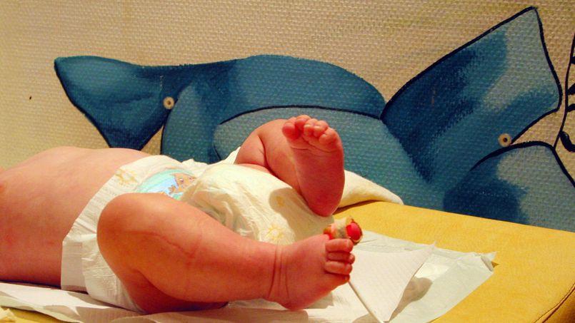 Des maternités réalisent plus de 300 accouchements par an mais rencontrent des difficultés variées qui posent la question de leur maintien en activité, selon la Cour. (Crédit: Paul Delort / Le Figaro)