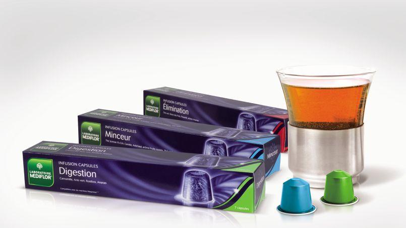 Le Laboratoire Mediflor Concurrence Nespresso Avec Des