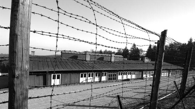 Mars 1945 la barbarie nazie l 39 uvre dans le camp du for Camp du struthof chambre a gaz