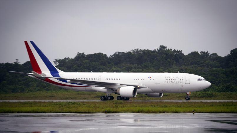 Valls empruntera l'avion présidentiel pour se rendre en Chine
