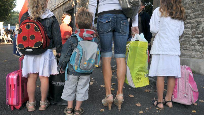 En 2012, environ 126.000 décisions sur la garde de mineurs ont été rendues, concernant quelque 200.000 enfants.