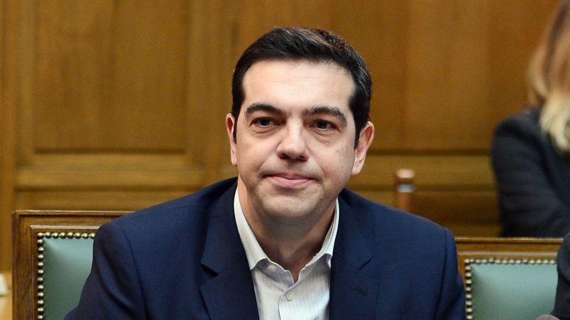 Alexis Tsipras et Syriza ont toujours défendu Moscou.