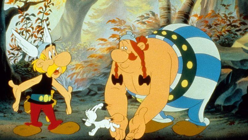 «Astérix et Obélix chez les Indiens».
