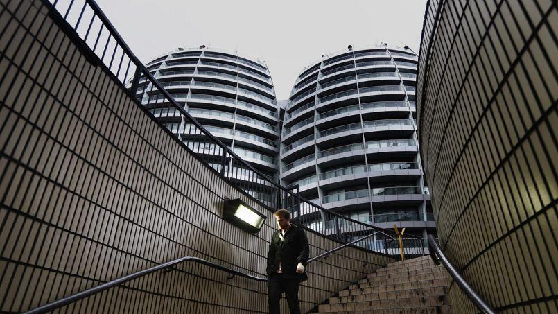«Silicon Roundabout», le quartier dédié aux start-up à Londres.