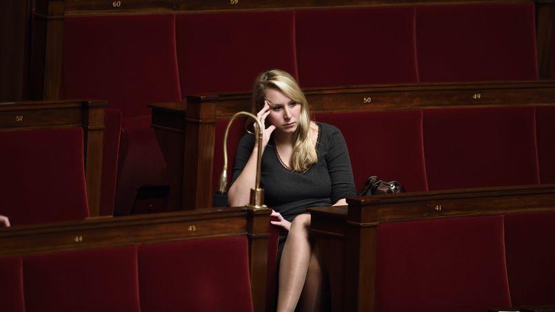 Marion-Maréchal Le Pen, députée FN du Vaucluse