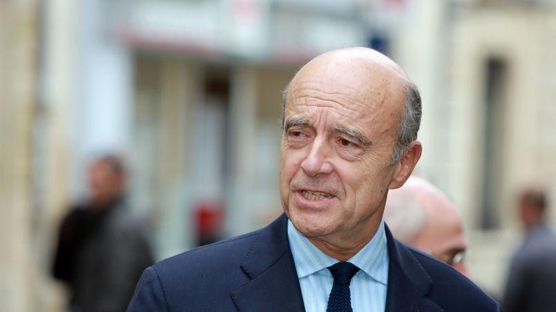 Le maire de Bordeaux et candidat à la primaire de la droite et du centre Alain Juppé.