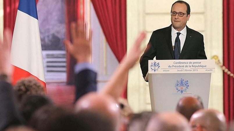 EN DIRECT - Hollande : «Si je n'atteins pas mes objectifs, je ne pourrai pas être candidat» en 2017