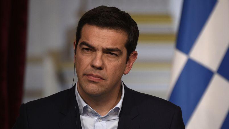 Le premier ministre grec Alexis Tsipras sous pression pour renégocier la dette de son pays.