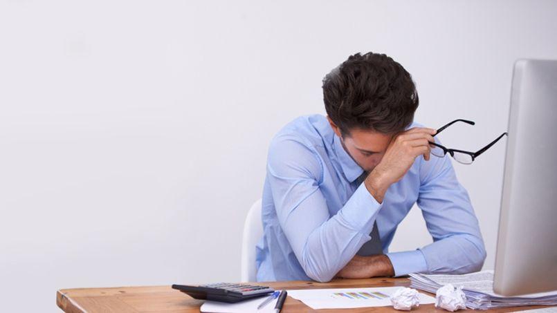 Avec la crise, les salariés sont de plus en plus enclins à venir travailler, même malades ou fatigués.
