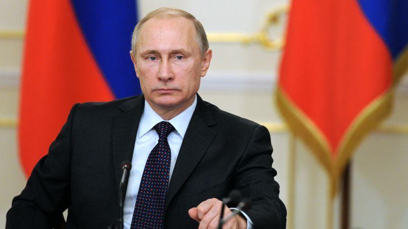 Selon le rapport du Pentagone, Vladimir Poutine affiche une «hypersensibilité» et «une forte dépendance au combat, aux réactions froides ou donnant l'impression de fuir.