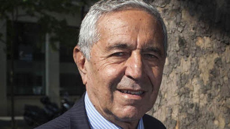 Jean-Louis Schilansky, fondateur du Centre hydrocarbures non conventionnels. Crédit: François Bouchon/Le Figaro