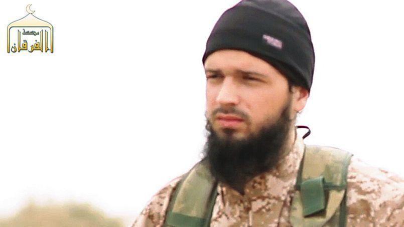 Maxime Hauchard, un jeune français converti à l'islam venu rejoindre l'EI. Crédits photo: AFP