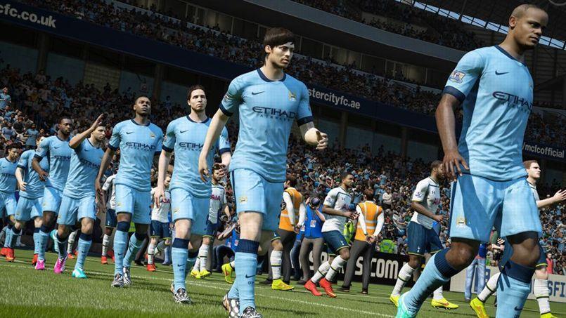 Le jeu FIFA 15