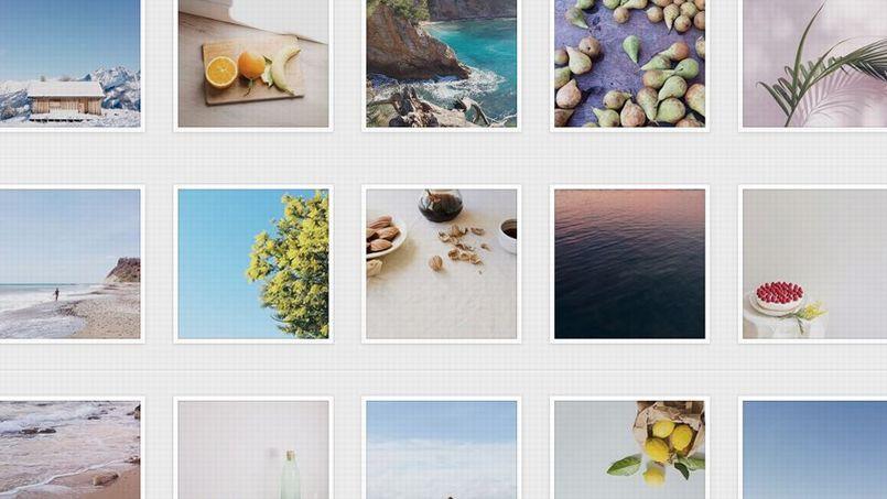 Les «instagramers» les plus influents peuvent gagner plusieurs milliers d'euros pour une photo. Crédit photo: capture d'écran Instagram / @OliviaThebaut