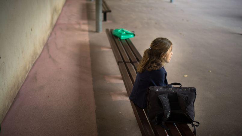 Photo d'illustration. En 2010, l'association pour la prévention de phénomènes de harcèlement (A.P.H.E.E) a évalué à 5% le pourcentage d'élèves harceleurs (qui l'avouent), contre 8 % de victimes.